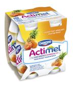 Actimel Yoghurtshot Exotisk frukt 4-pack