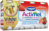 Actimel Yoghurtshot Jordgubb 8-pack