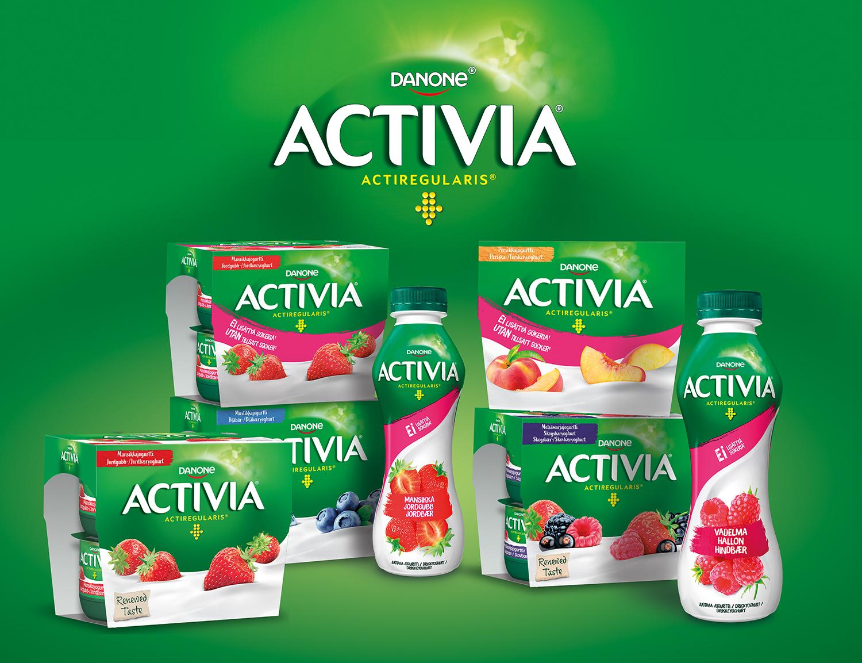 activia bra för magen